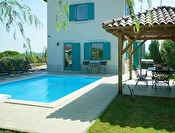 Mediterranian villa with swimming pool and a sea view - place Guduće, Ugljan
